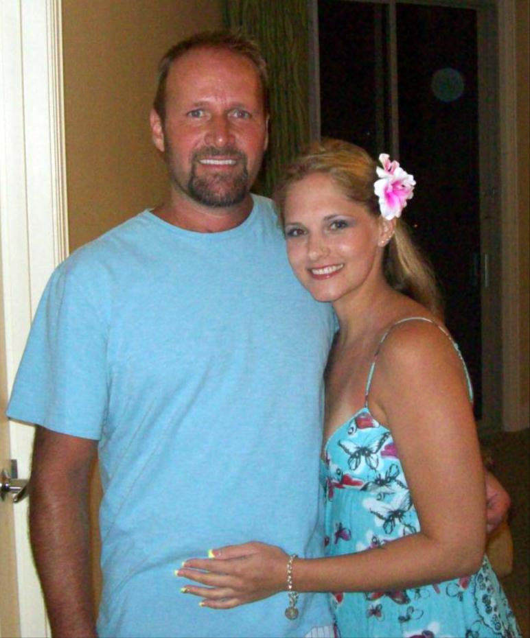 Heather hicks wedding